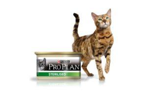 Корм Проплан для стерилизованных кошек