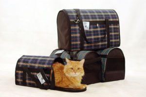 Кошачья сумка-переноска